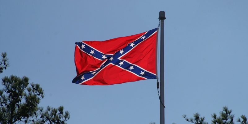 The Cross and the Confederate Flag - Russell Moore